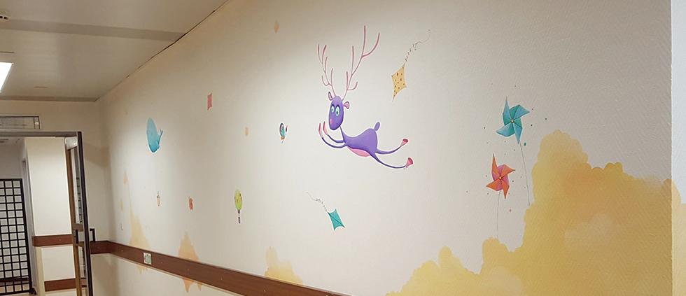 De nouveaux projets à l'Hôpital d'enfants de Brabois