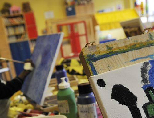 Annulé – Les enfants hospitalisés exposent leurs créations !