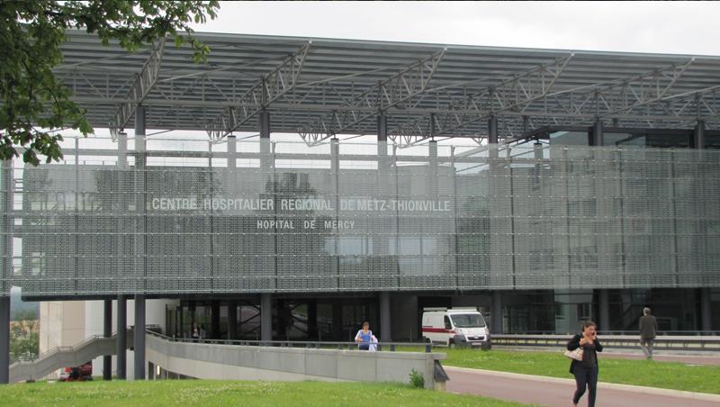 Hôpital de Mercy et Hôpital Femme-Mère-Enfant