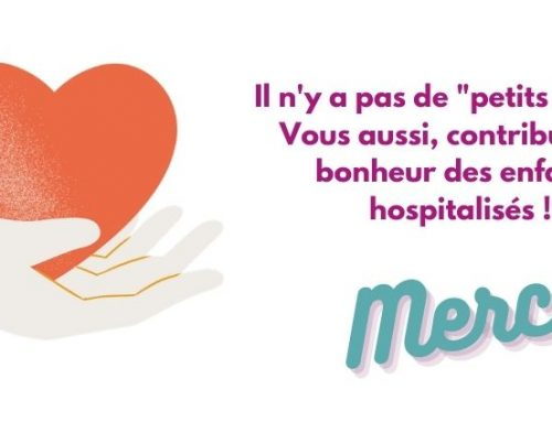 Ensemble, colorons l'hôpital des enfants !