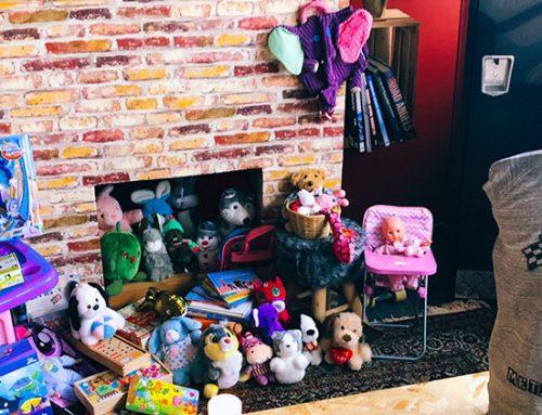 Collecte de jouets en cours à Metz !